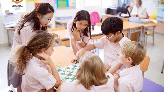Trường Quốc Tế Singapore tại Cần Thơ