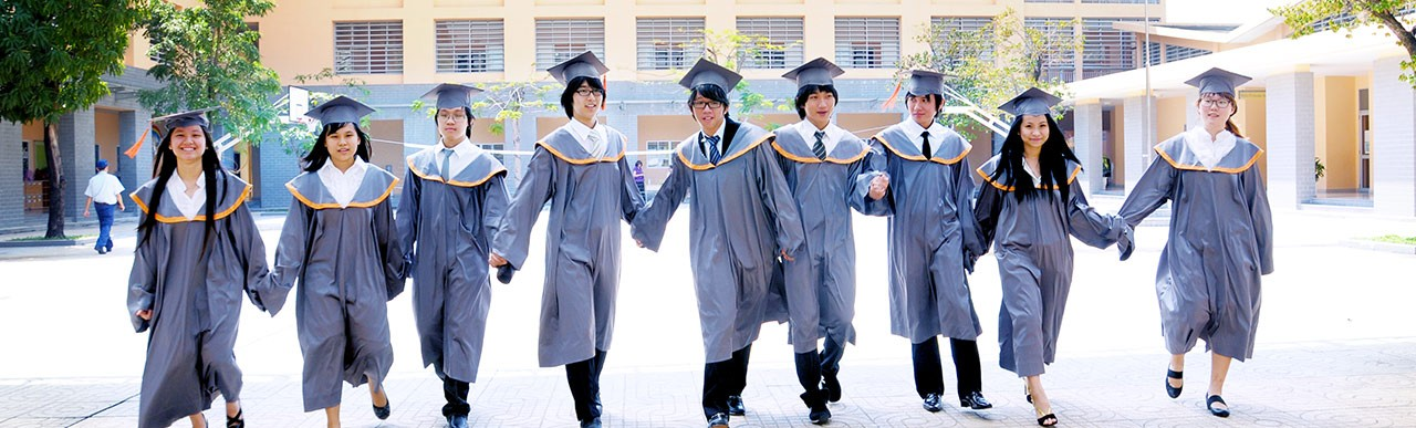 SIS students graduating